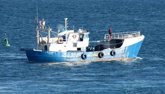 Britannia shipping international limited for Commercial deep sea fishing boats for sale